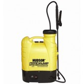 Hudson Never Pump Battery Operated Backpack Sprayer