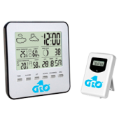Gro1 Wireless Weather Station and Sensor Gro1 Wireless Weather Station and Sensor