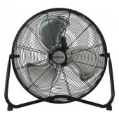 Hurricane® Pro High Velocity Metal Oscillating Floor Fan 20 in
