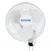 Hurricane® CLASSIC Wall Mount Fan 16 in