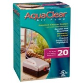 AquaClear 20 Air Pump - 19 to 75.7 L (5 to 20 U.S. gal.)