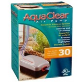 AquaClear 30 Air Pump - 37.8 to 113.5 L (10 to 30 U.S. gal.)