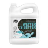 Wetter Is Better