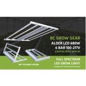 BC Grow Gear Alder LED
