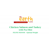 Feline Chicken Salmon and Turkey Pea 10 lbs / 4.54 kg