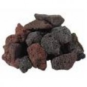 Red / Black Lava Rock 1cu/ft Bags