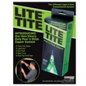 Lite Tite Peel & Stick Zipper