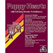 Liver Puppy Hearts with Ginseng & Echinacea