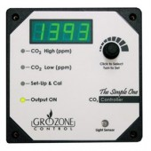 Grozone The Simple one CO2 Monitor/Controller