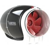 "Vortex S-Line Ultra Quiet In-Line Duct Blower Fan S-600 - 6"", 120V, 347 CFM"