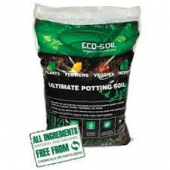 EcoSoil Ultimate Organic Potting Soil With Pumice