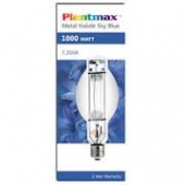 Plantmax 1000 watt Metal Halide Sky Blue