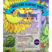 Welcome Harvest Flower Power