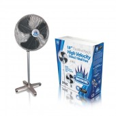 "WindKing Oscillating Stand/Wall Fan 18"" 5,400 CFM"